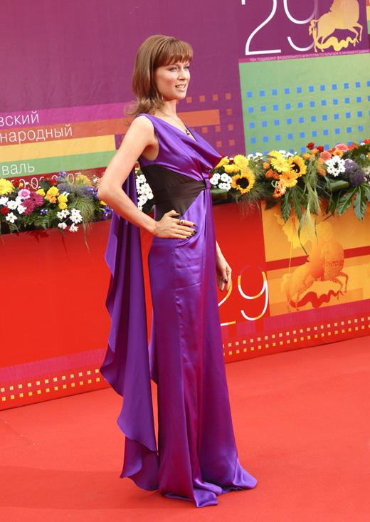 Актриса Олеся Судзиловская / Dikiiy / Shutterstock.com