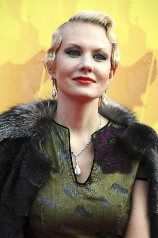 Рената Литвинова / Dikiiy / Shutterstock.com