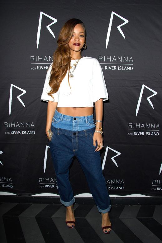 Певица Рианна (Rihanna) / landmarkmedia / Shutterstock.com