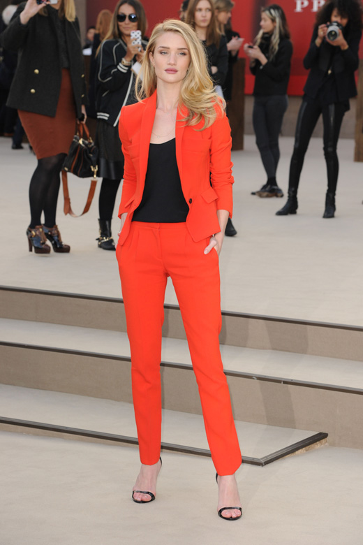 Модель и актриса Рози Хантингтон-Уайтли (Rosie Huntington-Whiteley) / © Featureflash / Shutterstock.com