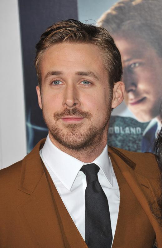 Актер Райан Гослинг (Ryan Gosling) / © Jaguar PS / Shutterstock.com