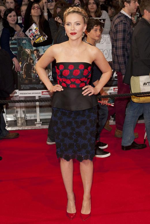 Скарлетт Йоханссон (Scarlett Johansson) / Featureflash / Shutterstock.com