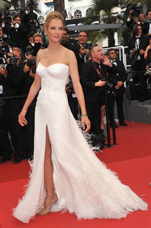 Актриса Ума Турман (Uma Thurman) / Featureflash / Shutterstock.com