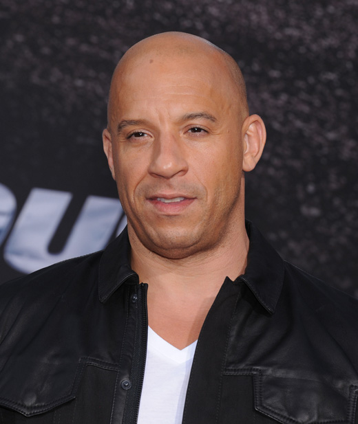 Вин Дизель (Vin Diesel) / DFree / Shutterstock.com