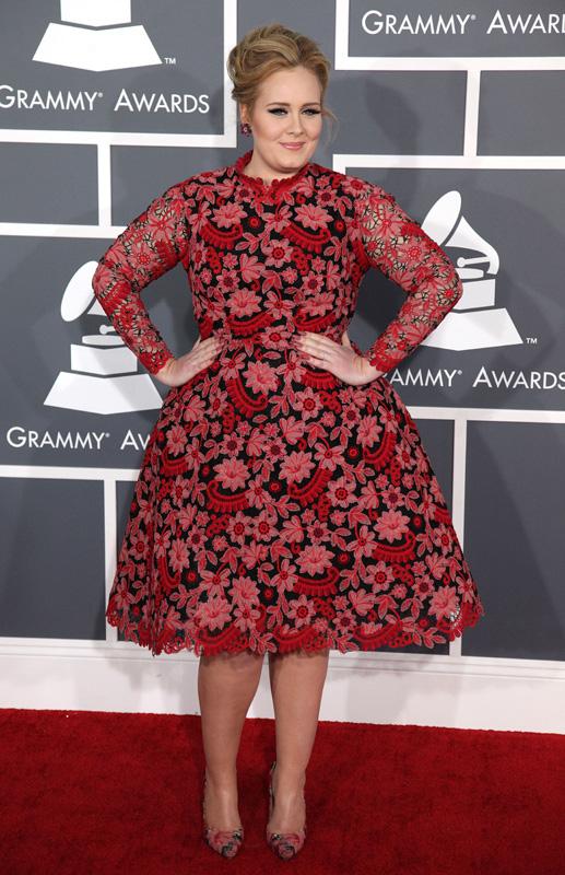 Певица Адель (Adele) / © DFree / Shutterstock.com