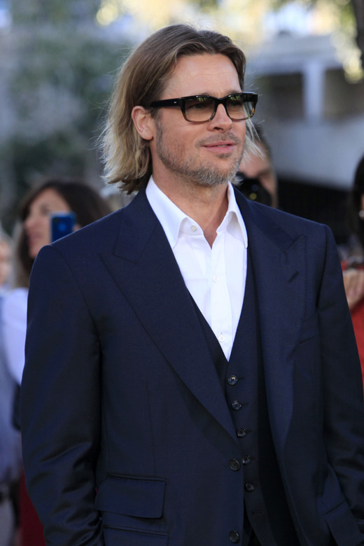Актер Брэд Питт (Brad Pitt) / © Depositphotos.com / Jean_Nelson