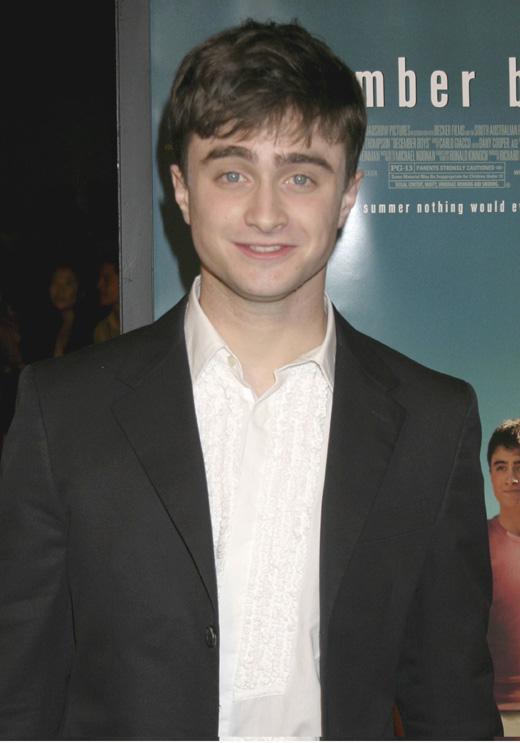 Дэниел Рэдклифф (Daniel Radcliffe) / © Depositphotos.com / Jean_Nelson