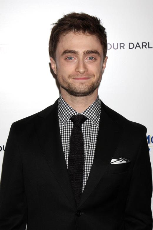 Актер Дэниел Рэдклифф (Daniel Radcliffe) / © Depositphotos.com / Jean_Nelson