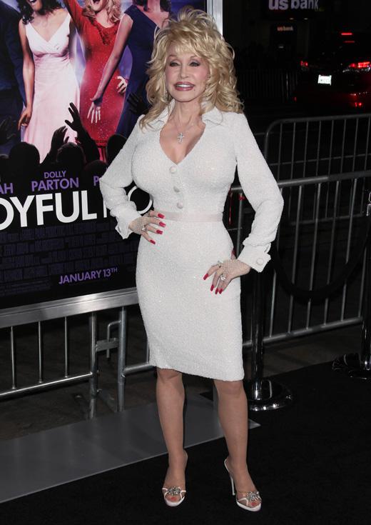 Американская певица Долли Партон (Dolly Parton) / © Depositphotos.com / Ryan Born