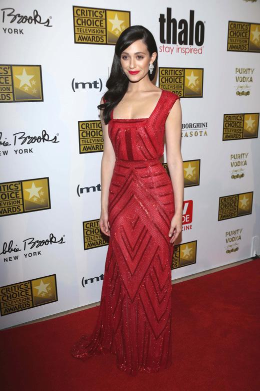 Актриса Эмми Россум (Emmy Rossum) / © s_bukley / Shutterstock.com