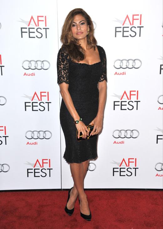 Актриса Ева Мендес (Eva Mendes) / © Jaguar PS / Shutterstock.com