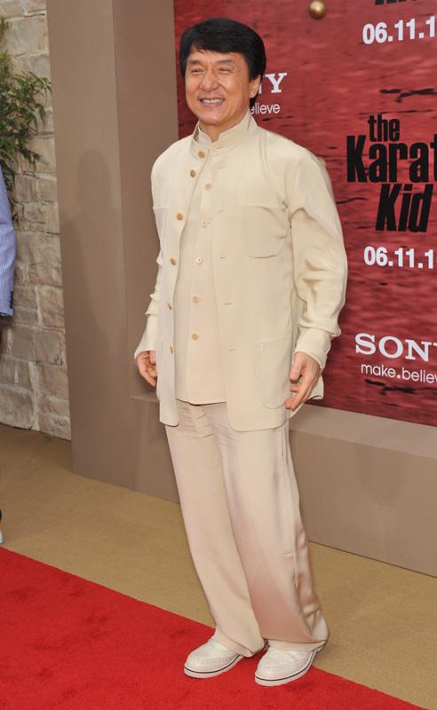 Джеки Чан (Jackie Chan) / © Jaguar PS / Shutterstock.com