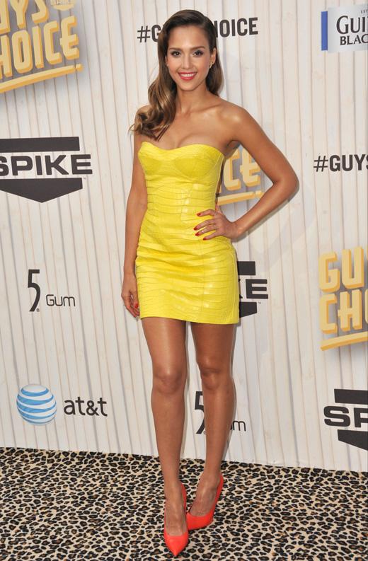 Актриса Джессика Альба (Jessica Alba) / © Jaguar PS / Shutterstock.com