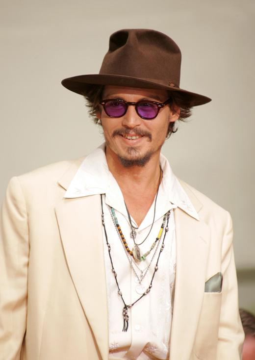 Актер Джонни Депп (Johnny Depp) / © Depositphotos.com / Ryan Born