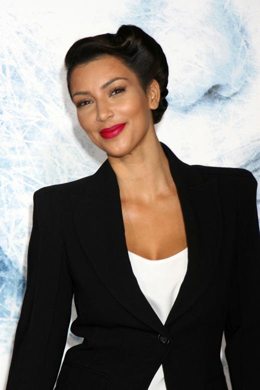 Ким Кардашян (Kim Kardashian) / © Depositphotos.com / Jean_Nelson