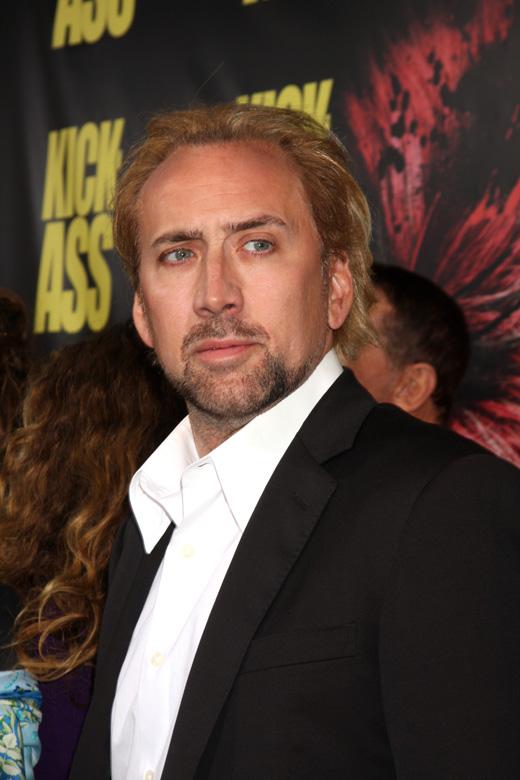 Николас Кейдж (Nicolas Cage) / © Depositphotos.com / Jean_Nelson