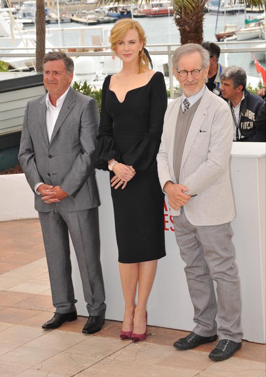 Даниэль Отой (Daniel Auteuil), Николь Кидман (Nicole Kidman) и Стивен Спилберг (Steven Spielberg) / © Jaguar PS / Shutterstock.com
