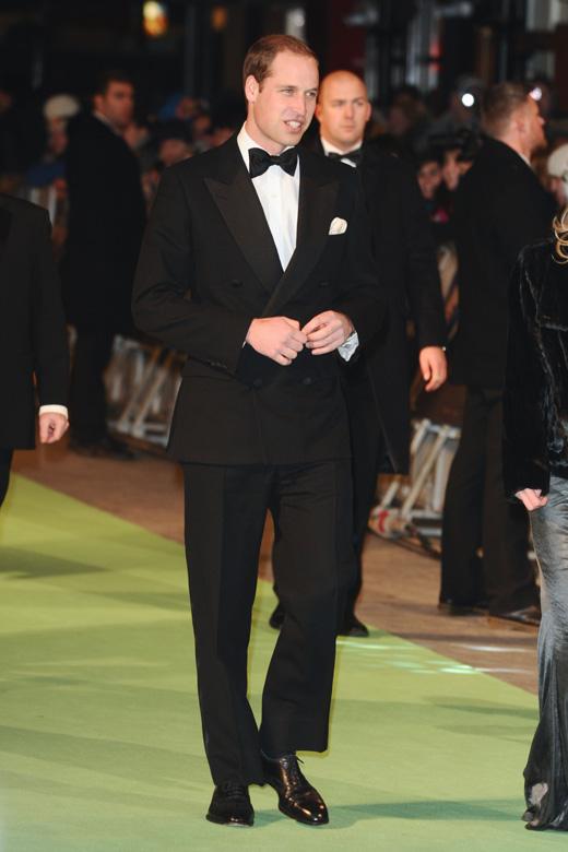 Принц Уильям (Prince William) / © Featureflash / Shutterstock.com