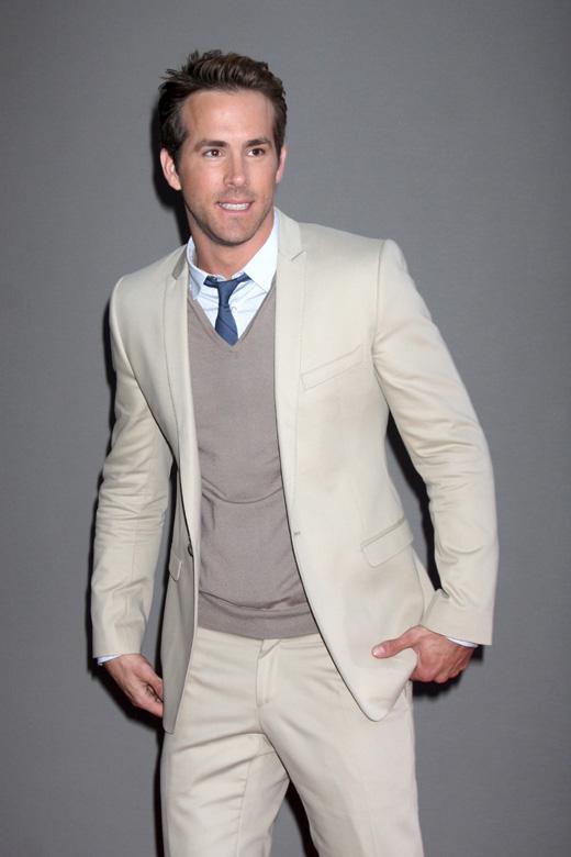 Райан Рейнольдс (Ryan Reynolds) / © Depositphotos.com / Jean_Nelson