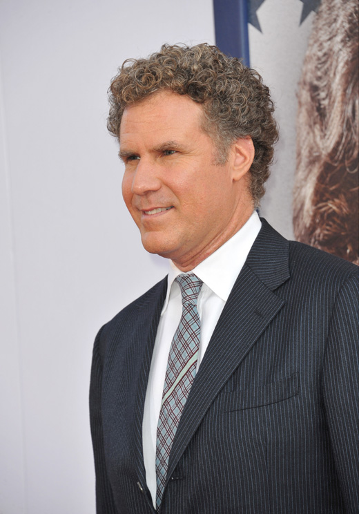 Уилл Феррелл (Will Ferrell) / Jaguar PS / Shutterstock.com