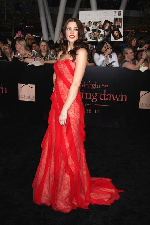 Актриса Эшли Грин (Ashley Greene) / © Depositphotos.com / Jean_Nelson