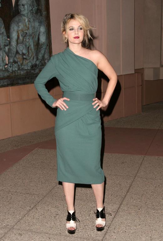 Актриса Дрю Бэрримор (Drew Barrymore) / © Depositphotos.com / Ryan Born
