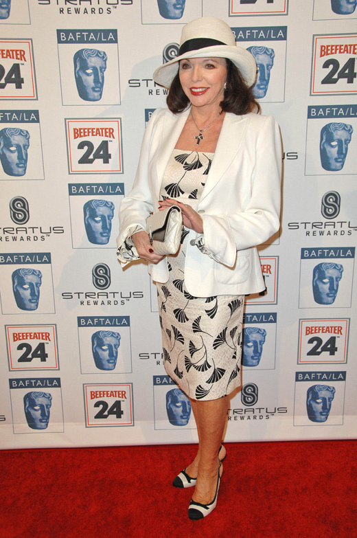 Джоан Коллинз (Joan Collins) / © Depositphotos.com / Ryan Born