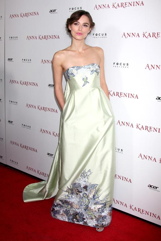 Актриса Кира Найтли (Keira Knightley) / © Depositphotos.com / Jean_Nelson