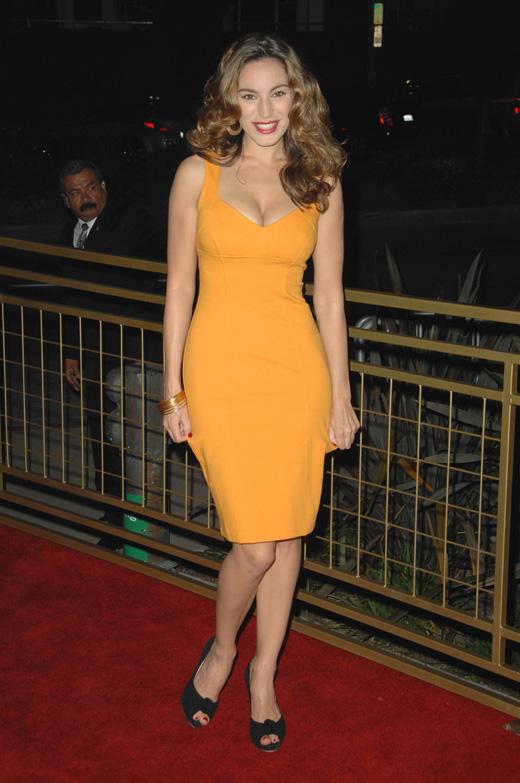Актриса и модель Келли Брук (Kelly Brook) / © Depositphotos.com / Ryan Born