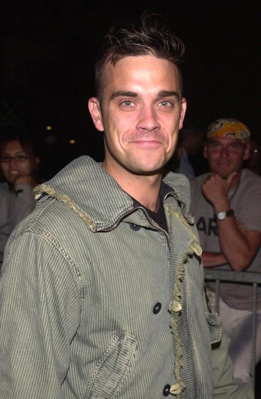 Робби Уильямс (Robbie Williams) / © Depositphotos.com / Ryan Born