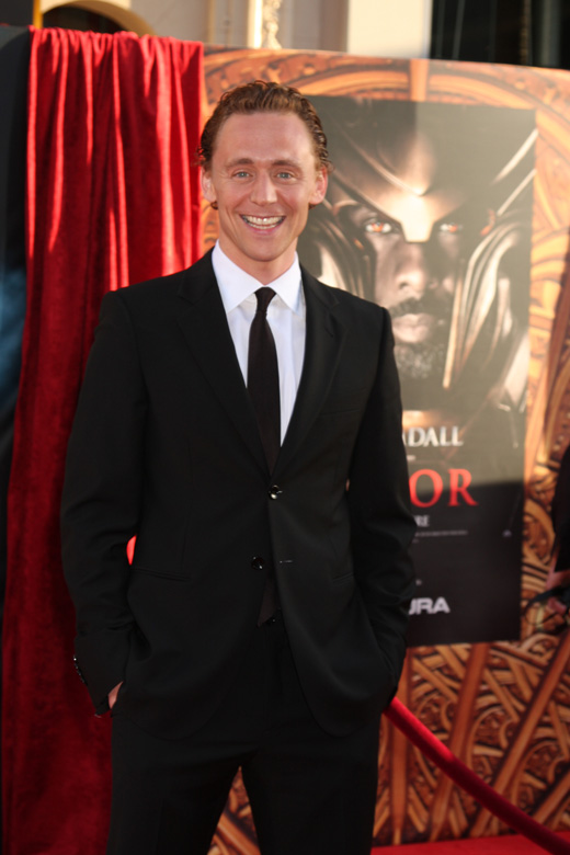 Том Хиддлстон (Tom Hiddleston) / © Depositphotos.com / Jean_Nelson
