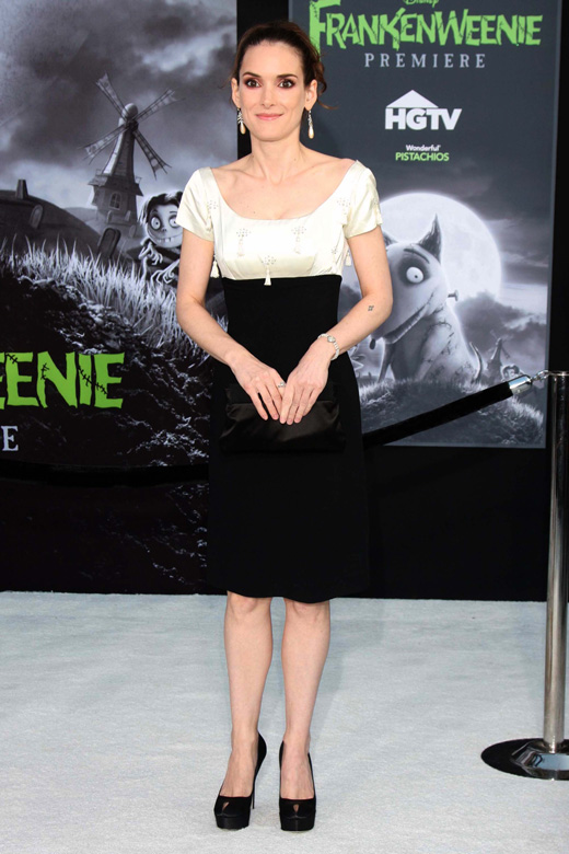 Актриса Вайнона Райдер (Winona Ryder) / © Depositphotos.com / Ryan Born