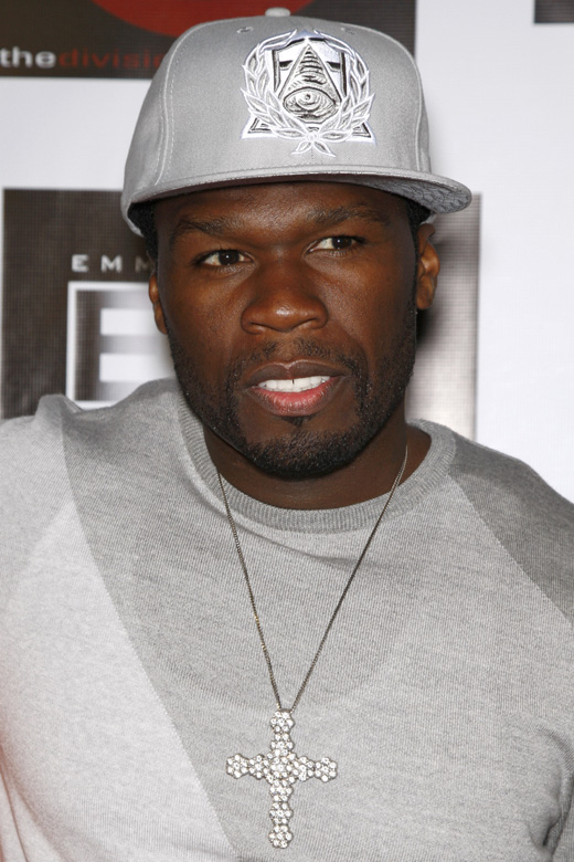 Рэпер 50 Cent / © Depositphotos.com / Jean_Nelson