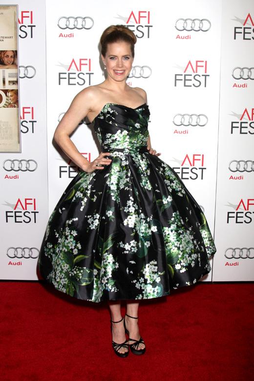 Актриса Эми Адамс (Amy Adams) / © Depositphotos.com / Jean_Nelson