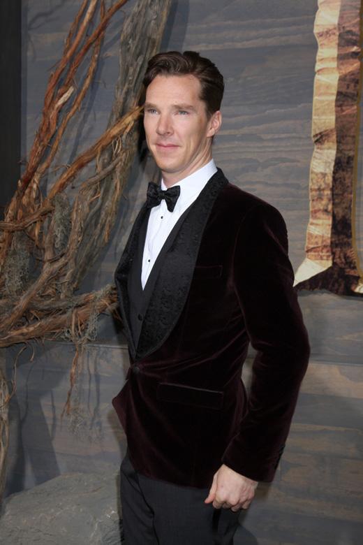 Бенедикт Камбербэтч (Benedict Cumberbatch) / © Depositphotos.com / Jean_Nelson