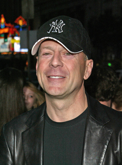 Брюс Уиллис (Bruce Willis) / © Depositphotos.com / Ryan Born