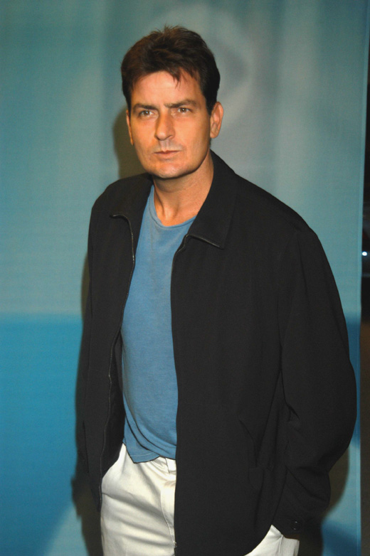 Актер Чарли Шин (Charlie Sheen) / © Depositphotos.com / Ryan Born