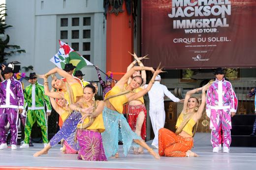 «Цирк Дю Солей» (Cirque Du Soleil) / © Depositphotos.com / Jean_Nelson