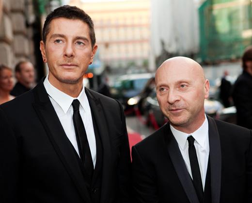 Дизайнерский дуэт Стефано Габбана (Stefano Gabbana) и Доменико Дольче (Domenico Dolce) / © Depositphotos.com / Maxim Blinkov