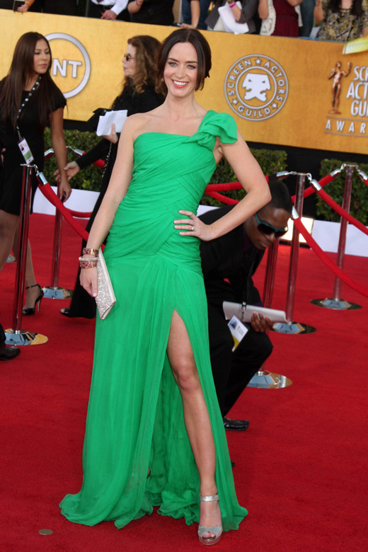 Актриса Эмили Блант (Emily Blunt) / © Depositphotos.com / Jean_Nelson