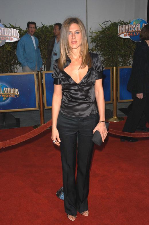 Актриса Дженнифер Энистон (Jennifer Aniston) / © Depositphotos.com / Ryan Born