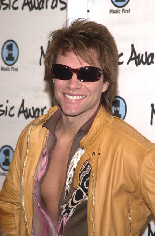 Джон Бон Джови (Jon Bon Jovi) / © Depositphotos.com / Ryan Born