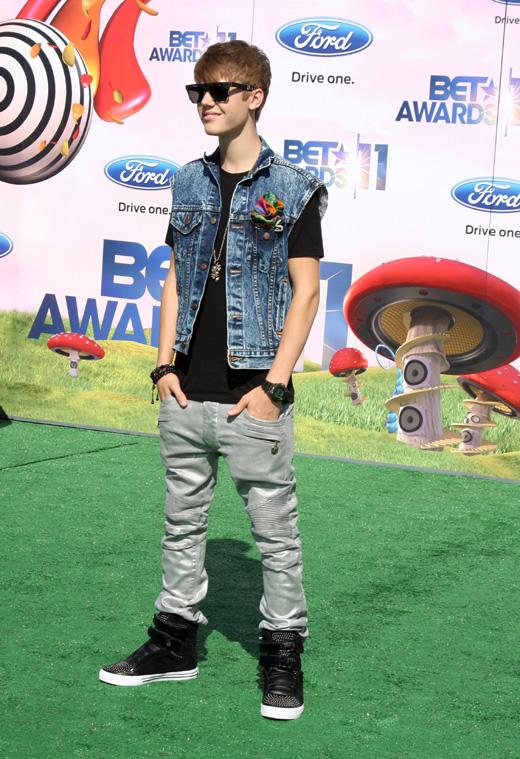 Джастин Бибер (Justin Bieber) / © Depositphotos.com / Jean_Nelson