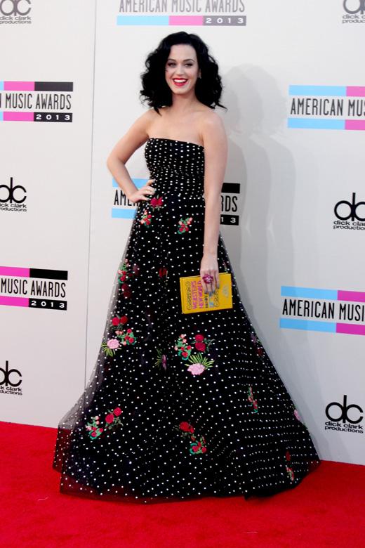 Певица Кэти Перри (Katy Perry) / © Depositphotos.com / Jean_Nelson