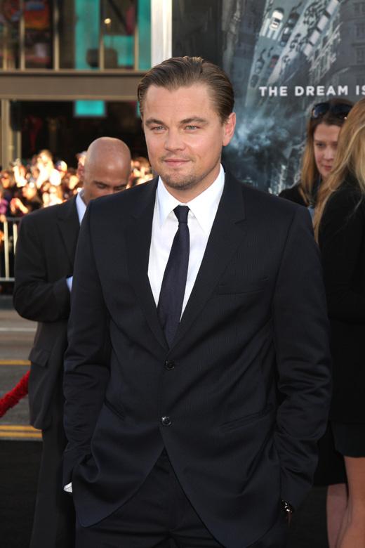Леонардо Ди Каприо (Leonardo DiCaprio) / © Depositphotos.com / Jean_Nelson