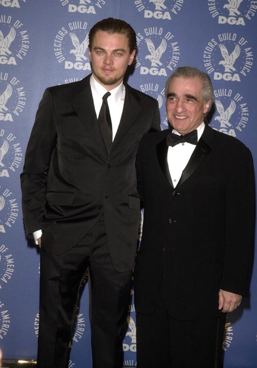 Леонардо Ди Каприо (Leonardo DiCaprio) и Мартин Скорсезе (Martin Scorsese) / © Depositphotos.com / Ryan Born