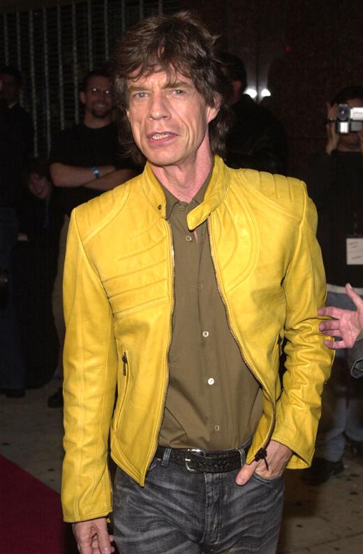 Мик Джаггер (Mick Jagger) / © Depositphotos.com / Ryan Born