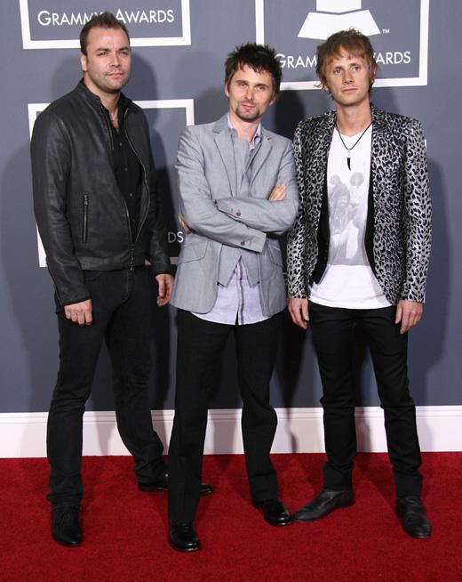 Группа Muse / © Depositphotos.com / Ryan Born