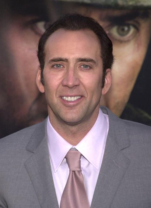 Актер Николас Кейдж (Nicolas Cage) / © Depositphotos.com / Ryan Born