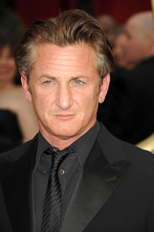 Актер Шон Пенн (Sean Penn) / © Depositphotos.com / Ryan Born